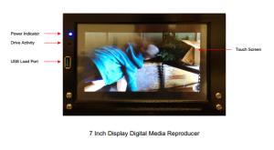 Digital Media Reproducers