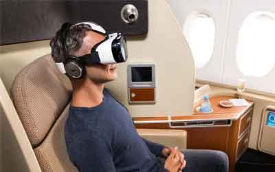 5 AIRPLANE ENTERTAINMENT SYSTEMS THAT WILL MAKE YOU FORGET YOU'RE FLYING COACH