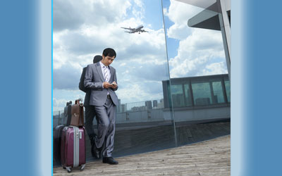 New Apps Act as IFE and a Resource for Nervous Flyers